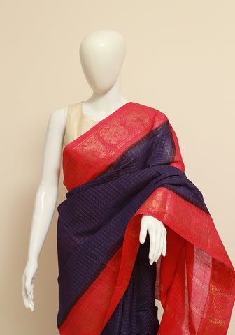 Sungudi Saree Design 36