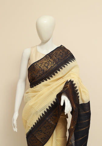 Sungudi Saree Design 37