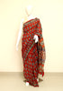 Block Printed Mul Cotton Saree Design 28