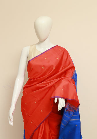 Kanchipuram Silk Saree Design 29