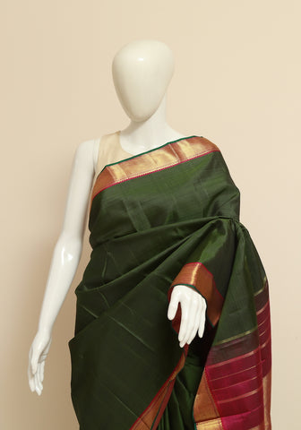 Kanchipuram Silk Saree Design 30
