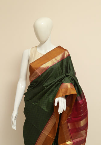 Kanchipuram Silk Saree Design 34