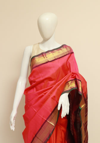 Kanchipuram Silk Saree Design 31