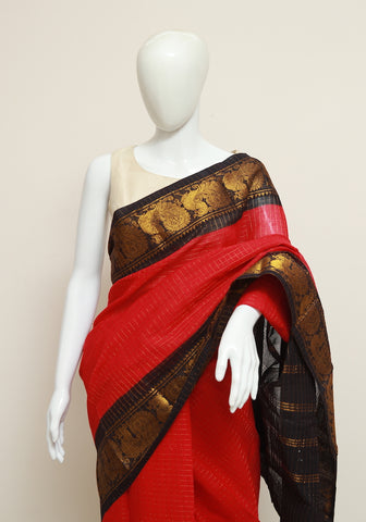 Sungudi Saree Design 146