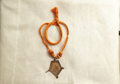 Lambani Tribal Necklace Design 42