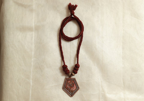 Lambani Tribal Necklace Design 81