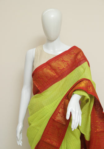 Sungudi Saree Design 164