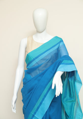 Handloom Cotton Saree Design 39