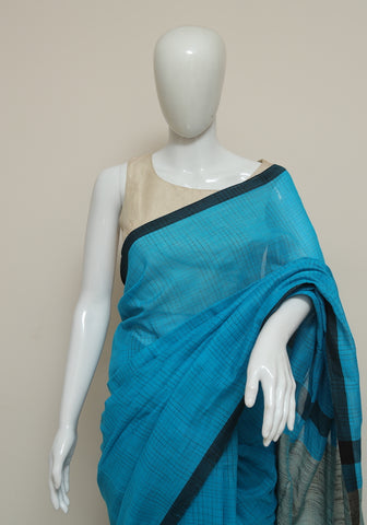 Handloom Cotton Saree Design 53