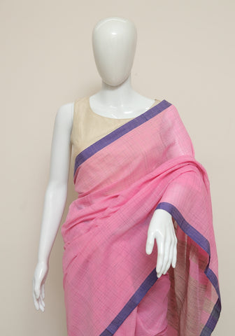 Handloom Cotton Saree Design 55