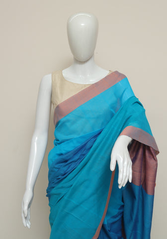 Handloom Cotton Saree Design 42