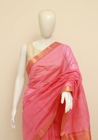 Mangalgiri Cotton Saree Design 9