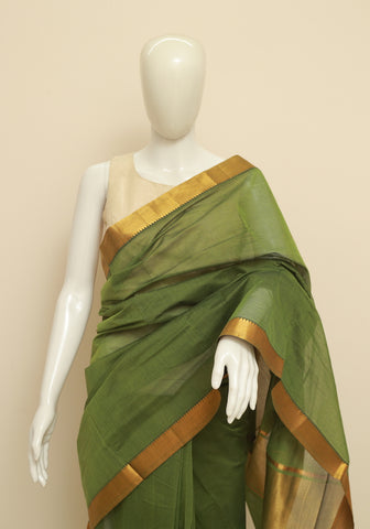 Mangalgiri Cotton Saree Design 12
