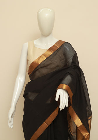 Mangalgiri Cotton Saree Design 13
