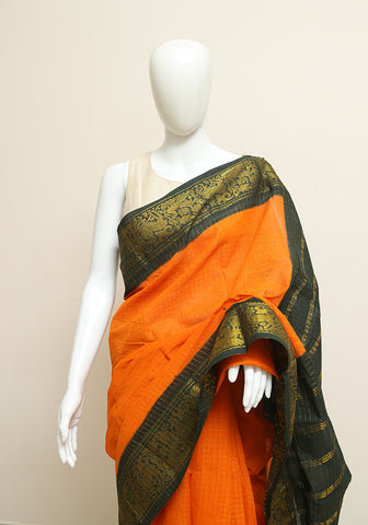 Sungudi Saree Design 182