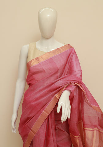 Mangalgiri Cotton Saree Design 24