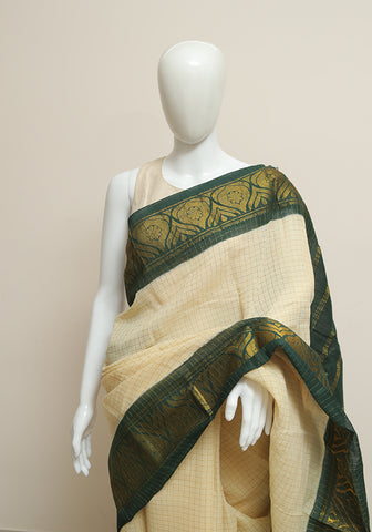 Sungudi Saree Design 192