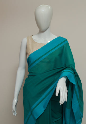Handloom Cotton Saree Design 31