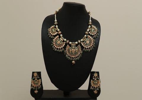 Kundan Jewellery Set Design 2