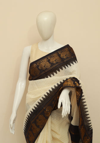 Sungudi Saree Design 80