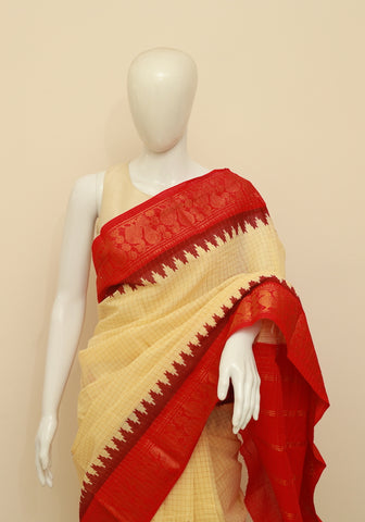 Sungudi Saree Design 82