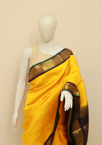 Kanchipuram Silk Saree Design 41