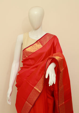Kanchipuram Silk Saree Design 42