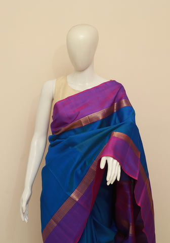 Kanchipuram Silk Saree Design 43