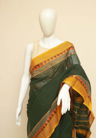Chettinad Handloom Cotton Saree Design 229