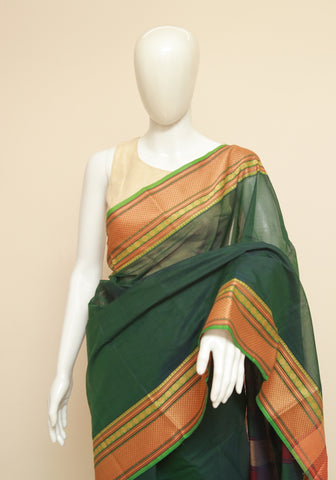 Chettinad Handloom Cotton Saree Design 230