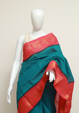 Sungudi Saree Design 49