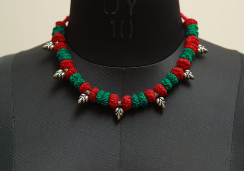 Lambani Tribal Necklace Design 88