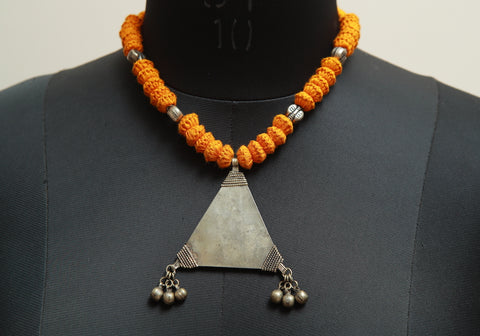 Lambani Tribal Necklace Design 95