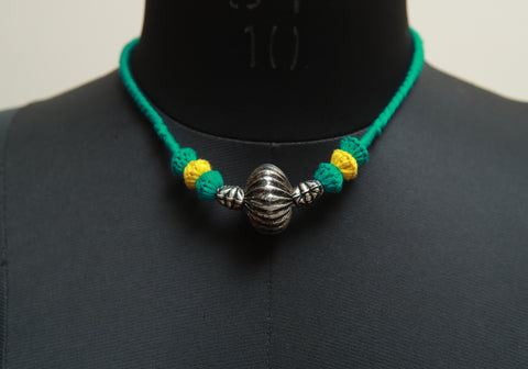Lambani Tribal Necklace Design 133