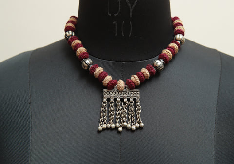 Lambani Tribal Necklace Design 103