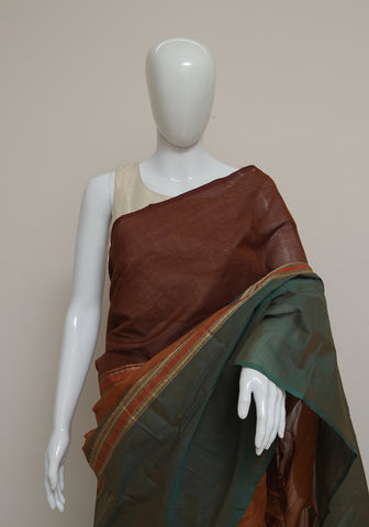 Chettinad Handloom Cotton Saree Design 96