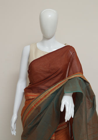 Chettinad Handloom Cotton Saree Design 98