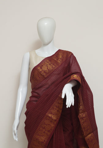 Sungudi Saree Design 84