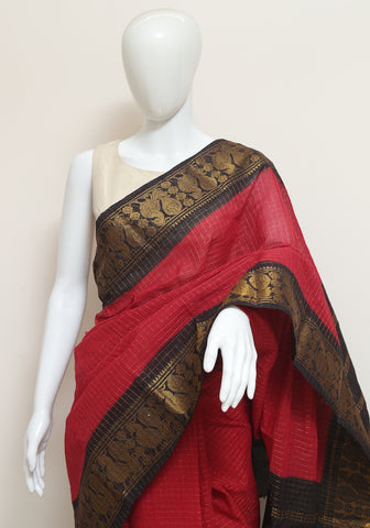 Sungudi Saree Design 108