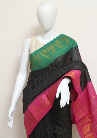 Sungudi Saree Design 111