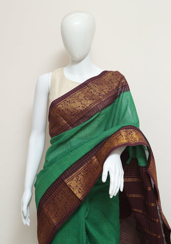 Sungudi Saree Design 119