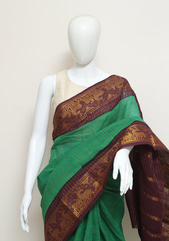 Sungudi Saree Design 123