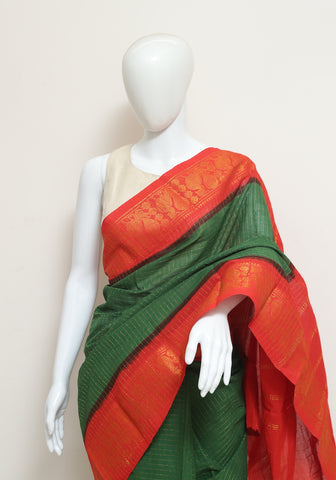 Sungudi Saree Design 121