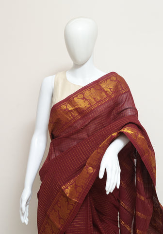 Sungudi Saree Design 91