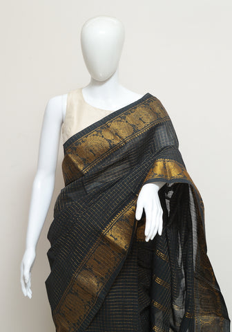 Sungudi Saree Design 96