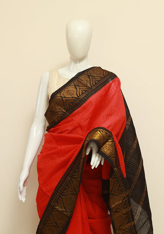 Sungudi Saree Design 19