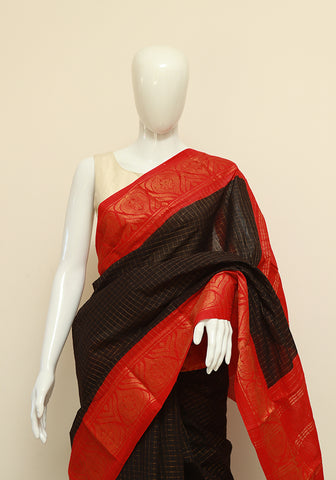 Sungudi Saree Design 22