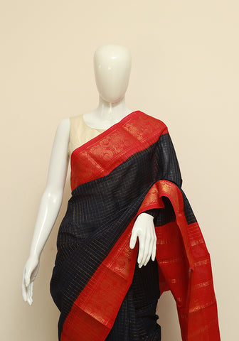 Sungudi Saree Design 23