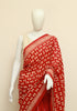 Block Printed Mul Cotton Saree Design 70
