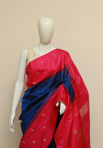 Kanchipuram Silk Saree Design 23